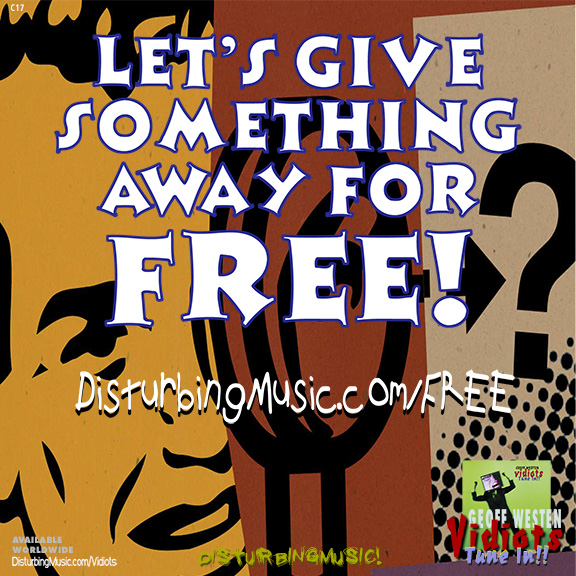 Let's Give Something Away For Free