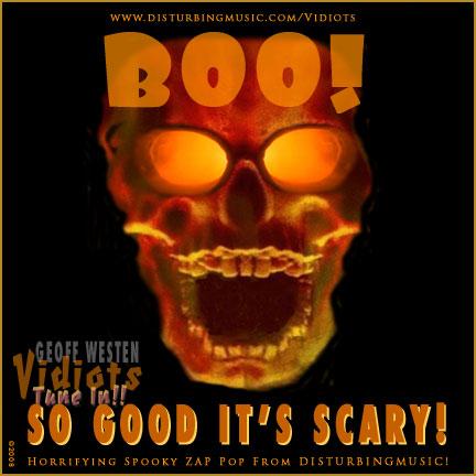 Ooh Scary!
