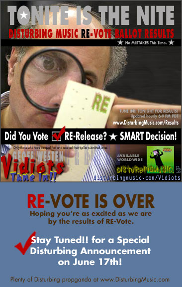 RE-Vote Announcement