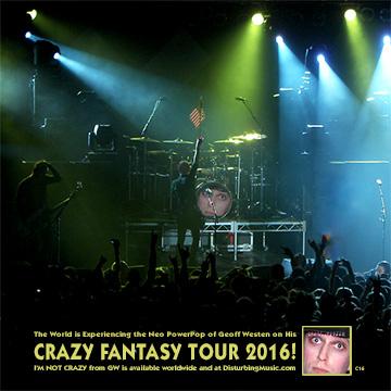 Crazy Fantasy Tour 2016